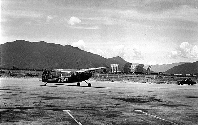 57-2780 taxiing prior to a test flight Nha Trang