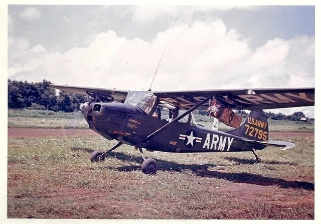 Green Beret air drop mission, Ban Me Thuot, circa Aug 63