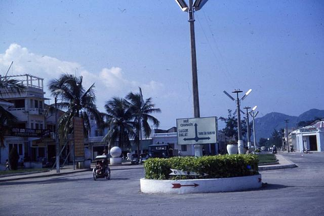 Main Intersection in Nha Trang